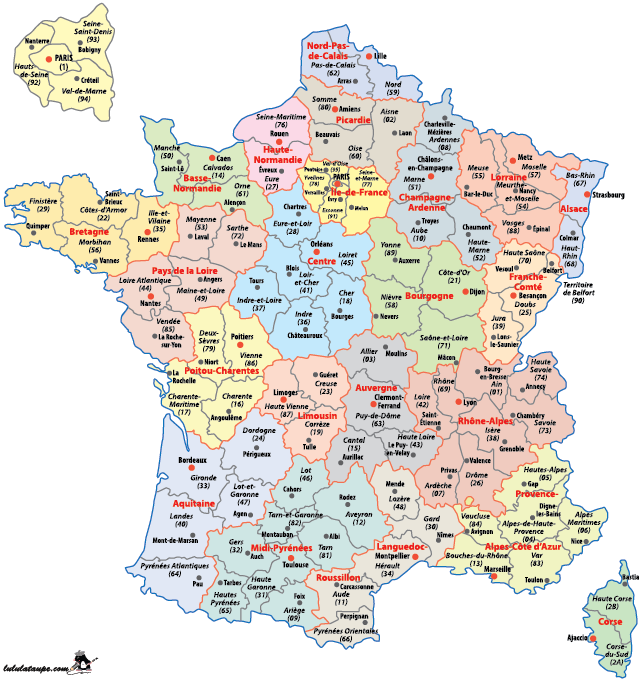 carte de france departement Carte France Departement – aarl.neoddns.org