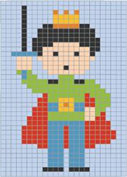 Color Pixels Lulu La Taupe Jeux Gratuits Pour Enfants