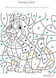 Coloriage Magique Garcon A Imprimer.Coloriages Codes Lulu La Taupe Jeux Gratuits Pour Enfants