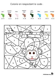 Coloriages Codes Lulu La Taupe Jeux Gratuits Pour Enfants