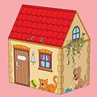 Accueil lulu la taupe jeux gratuits pour enfants - Maison papier a decouper ...