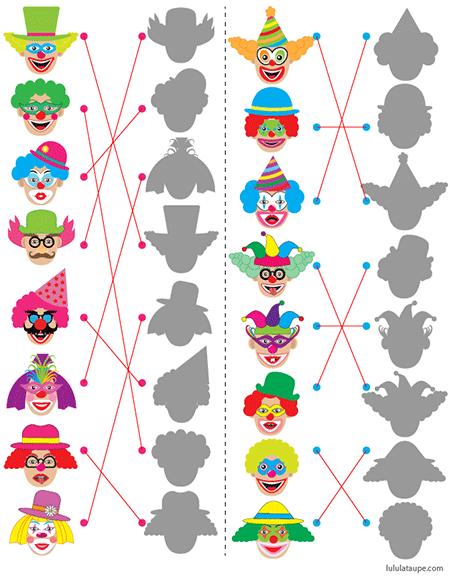 Solutions les jeux des ombres lulu la taupe jeux - Jeux de clown tueur gratuit ...