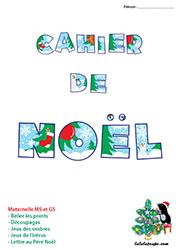 Cahier De Noël Lulu La Taupe Jeux Gratuits Pour Enfants