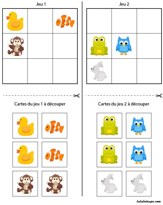 sudoku pour enfants de maternelle lulu la taupe jeux gratuits pour enfants. Black Bedroom Furniture Sets. Home Design Ideas