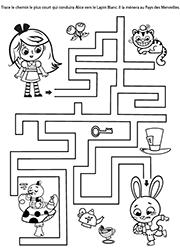 Labyrinthes Lulu La Taupe Jeux Gratuits Pour Enfants