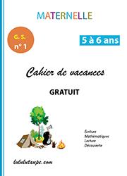 Cahiers Gratuits A Imprimer Lulu La Taupe Jeux Gratuits