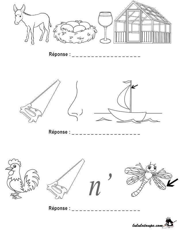 jeu de r bus imprimer facile lulu la taupe jeux gratuits pour enfants. Black Bedroom Furniture Sets. Home Design Ideas