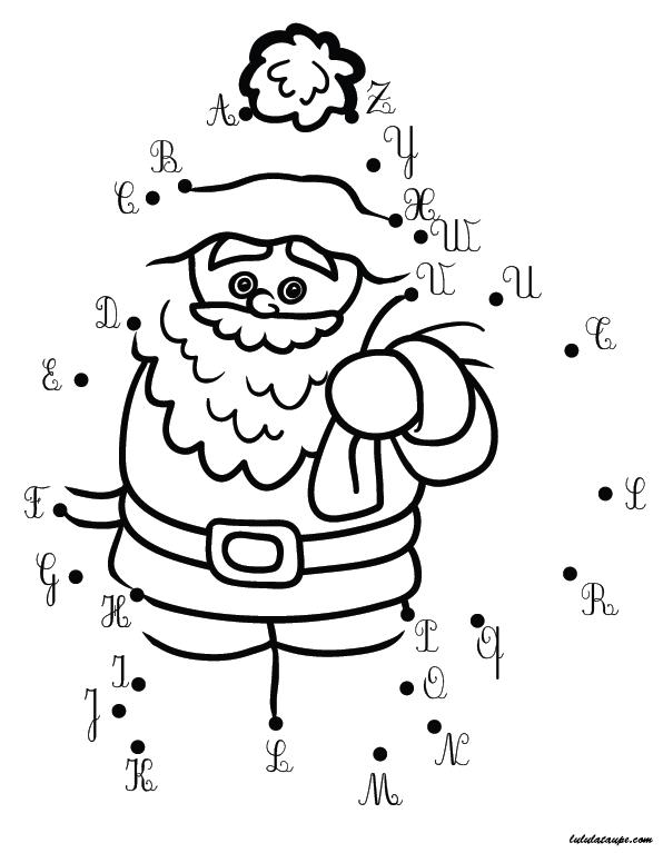 Relier les points lettres de l 39 alphabet lulu la taupe jeux gratuits pour enfants - Point a relier adulte a imprimer ...