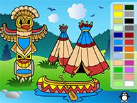 Coloriages En Ligne Lulu La Taupe Jeux Gratuits Pour Enfants