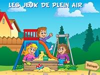Imagier en ligne pour Enfants de Maternelle, l'activité de plein air