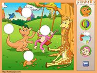 jeux en ligne 4 ans puzzle